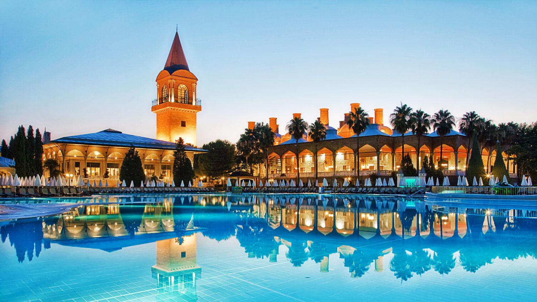 Hotel Topkapi Palace